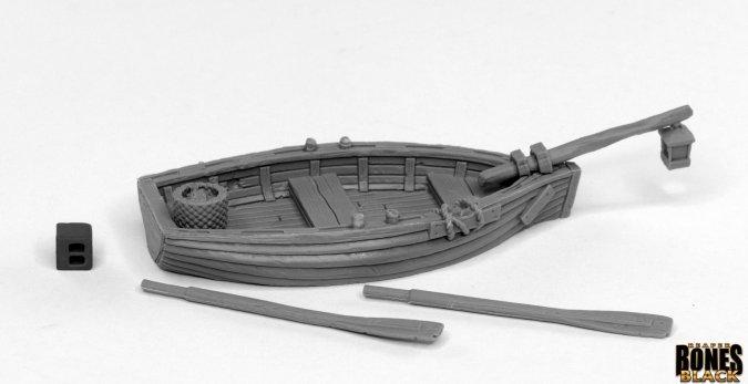 Dreadmere Fishing Boat