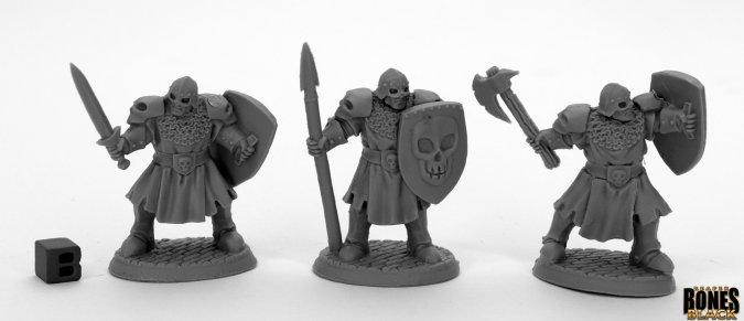Maggotcrown Men at Arms (3)