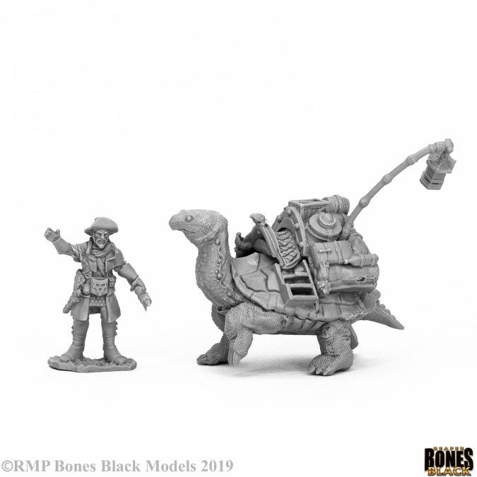 Dreadmere Tortoise & Drayman