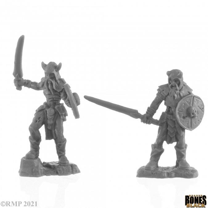 Rune Wight Warriors (2)