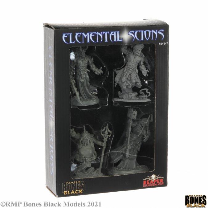 Elemental Scions Boxed Set