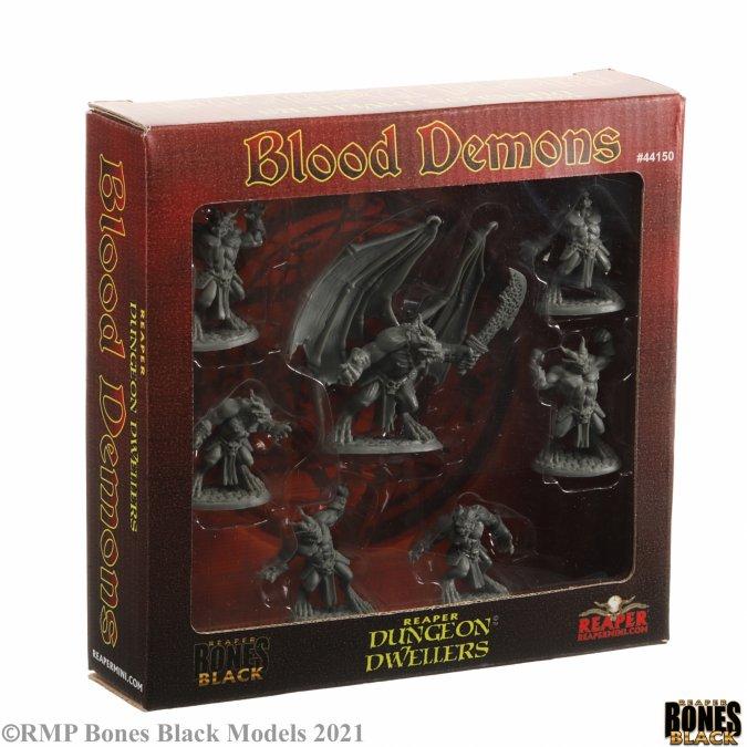 Blood Demons Boxed Set