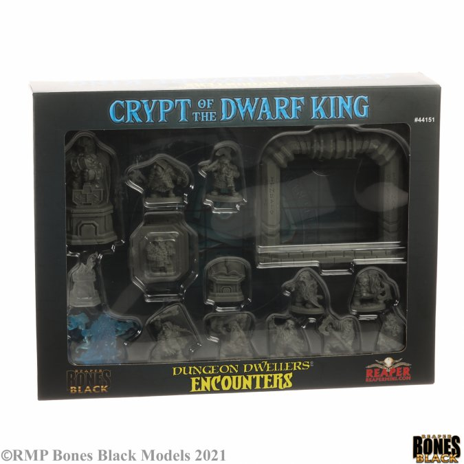 Crypt of the Dwarf King Boxed Set