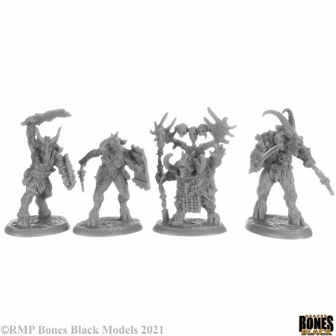 Beastmen (4)