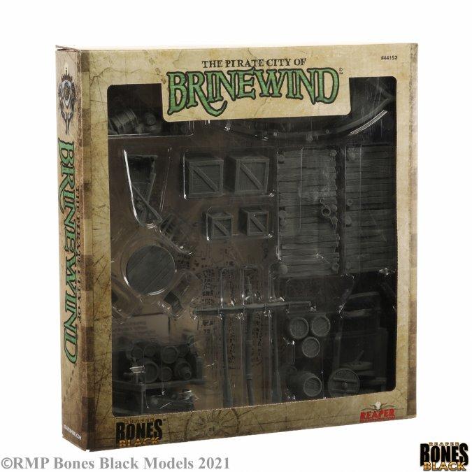 Pirate City of Brinewind Boxed Set