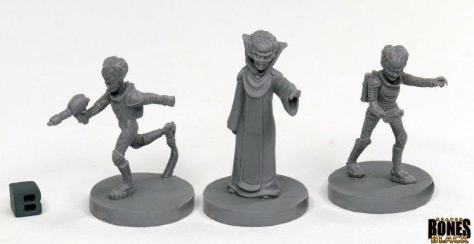 Alien Overlords (3)