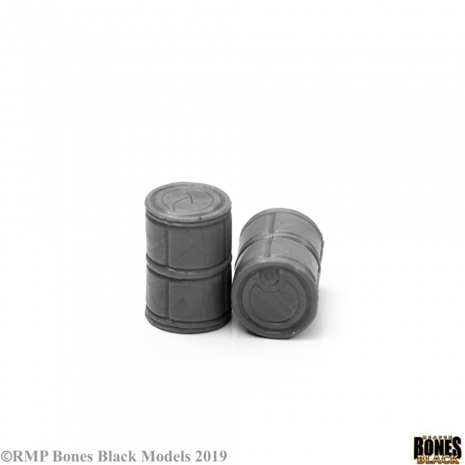 Sci Fi Barrels (2)