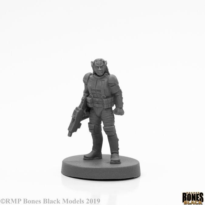 Malvernis Soldier