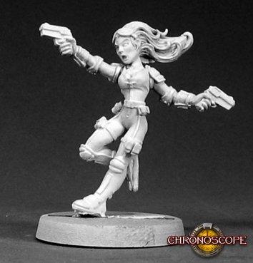 Veronica Blaze, Agent of G.U.A.R.D.