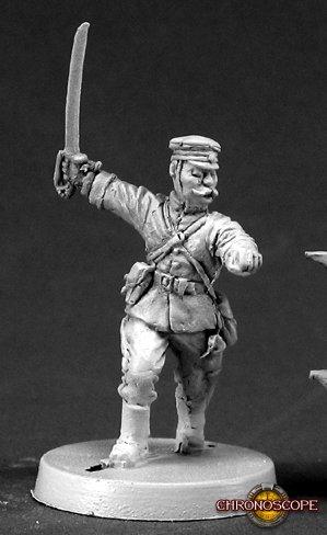 Saburo Aritomo, Meiji Japanese Officer
