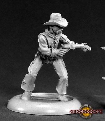Rio Wilson, Cowboy