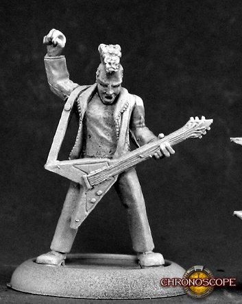 Sid, Rock Star