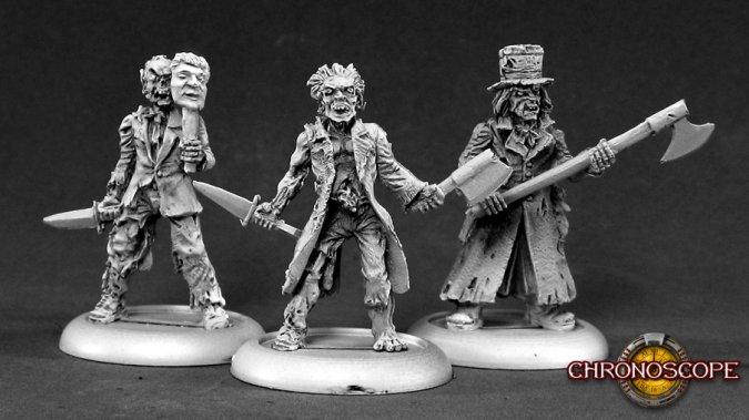 Urban Zombies (3)