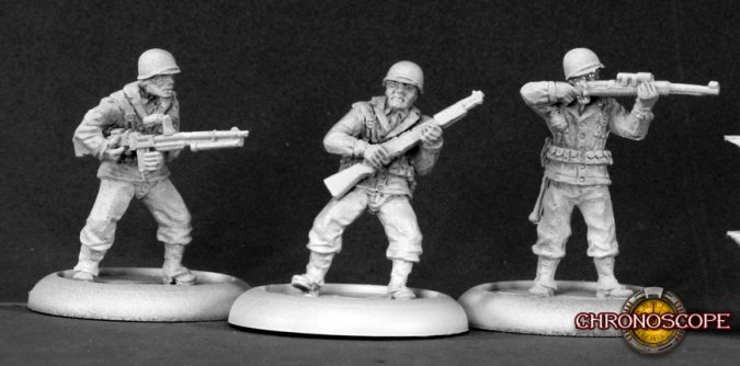 WWII American Infantry (3)