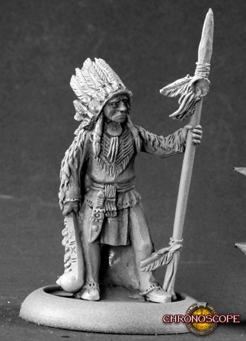 Native American Chieftain