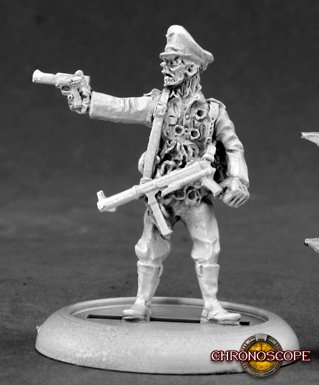 Zombie German Officer