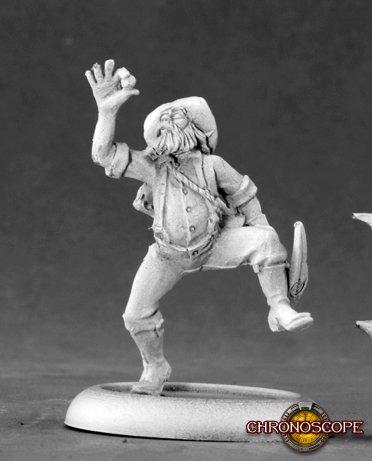 Crazy Pete, Prospector
