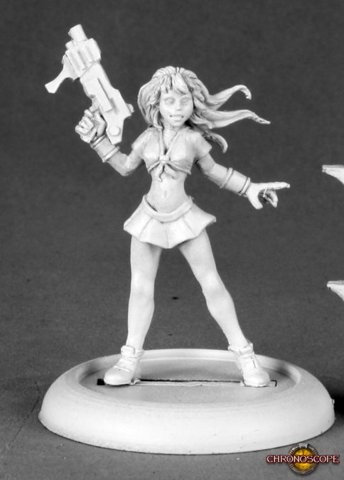 Sugar Anime Heroine