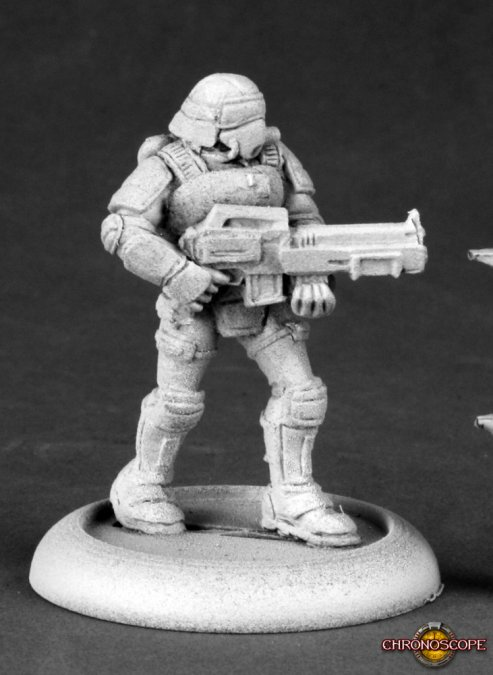 Nova Corp Rifleman