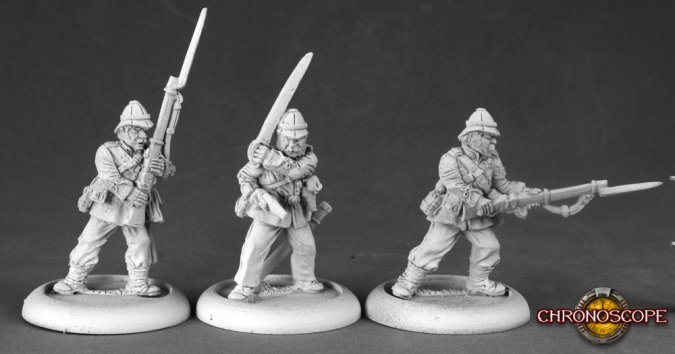 British Colonial Riflemen II (3)