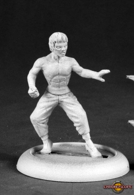 Chan Li, Martial Arts Master