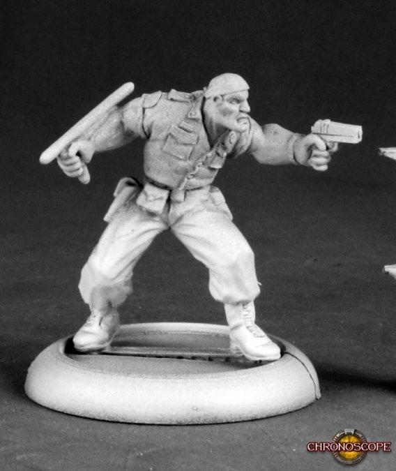 Terrell, Zombie Survivor