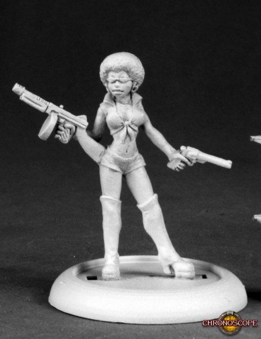 Cleo Greene, Mod Heroine