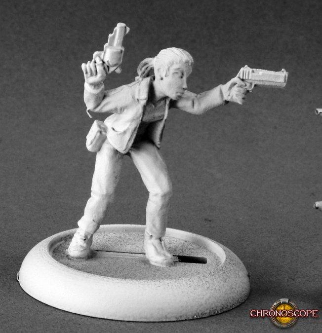 Joplin, Zombie Survivor