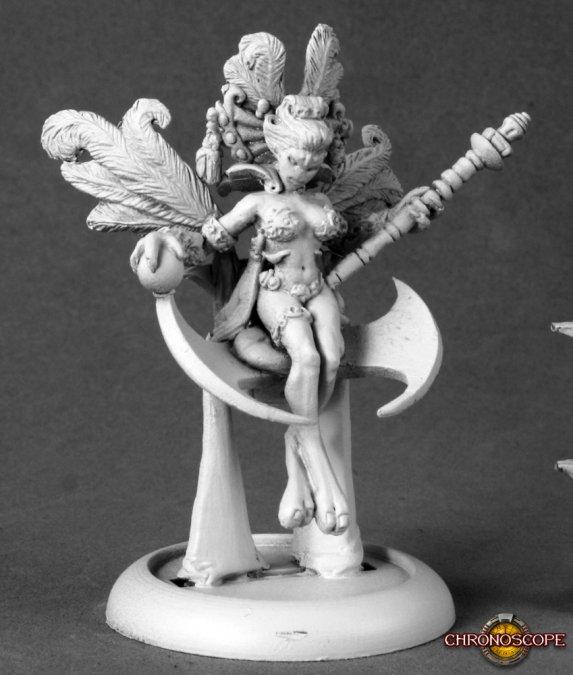 Empress Messalina IV of the Andromedans
