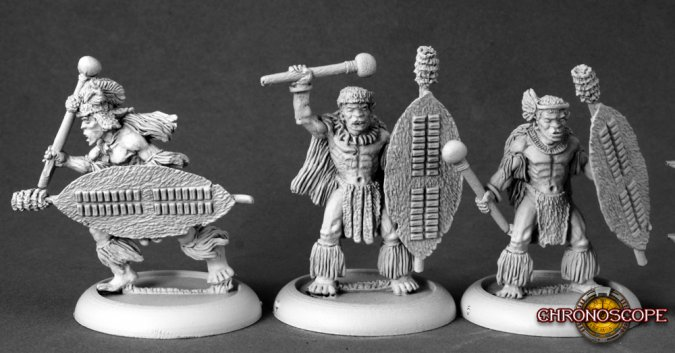 Zulu Warriors III (3)