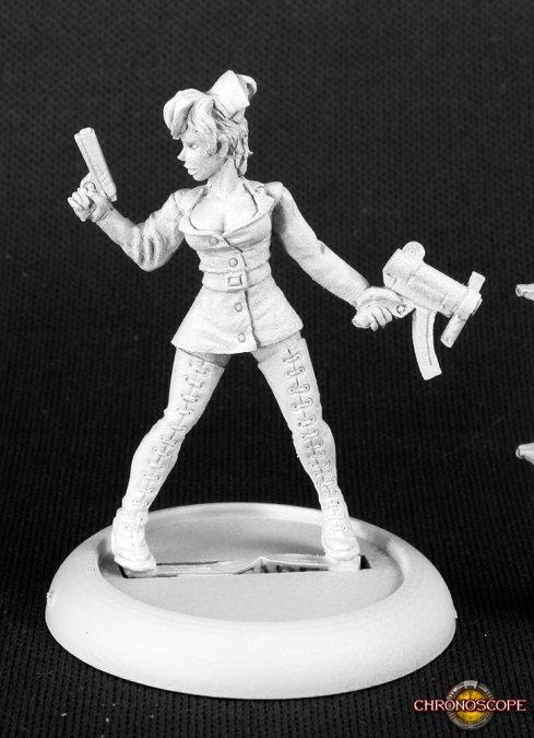 Karla, Anime Heroine