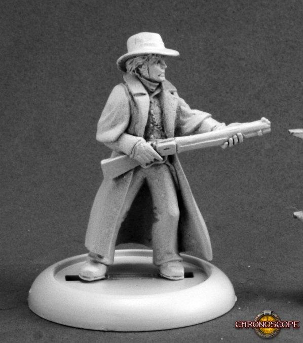 Buck Fannin, Cowboy