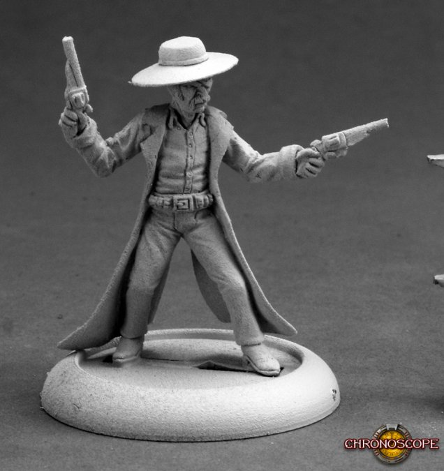 Deadeye Slim, Cowboy