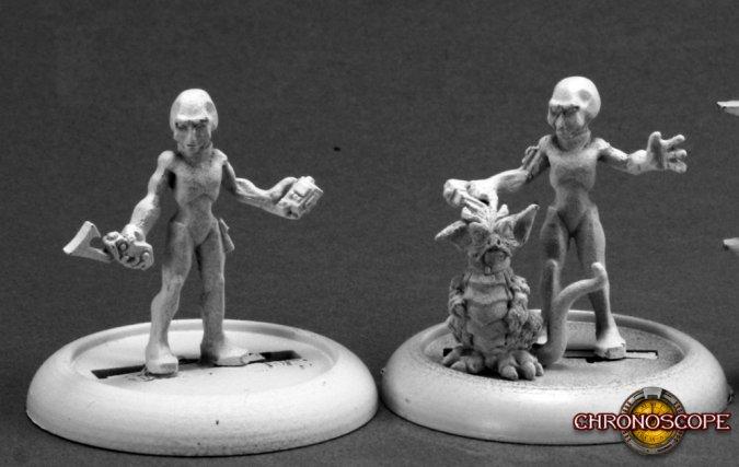 Gray Aliens III