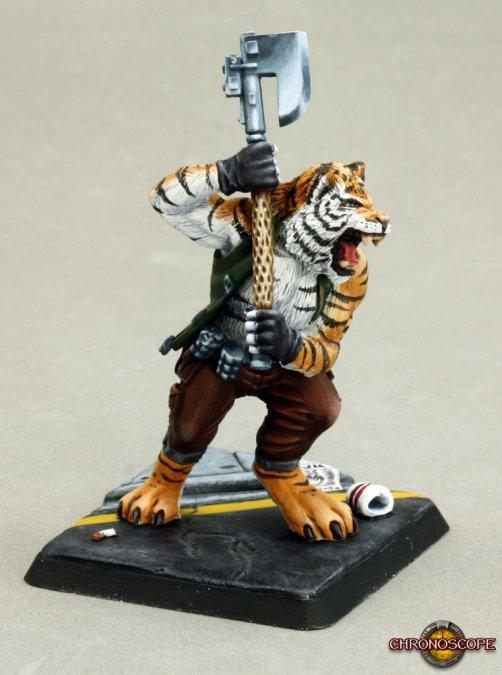 Mrrowl, Tigerian Merc