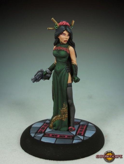 Xiufang, Femme Fatale