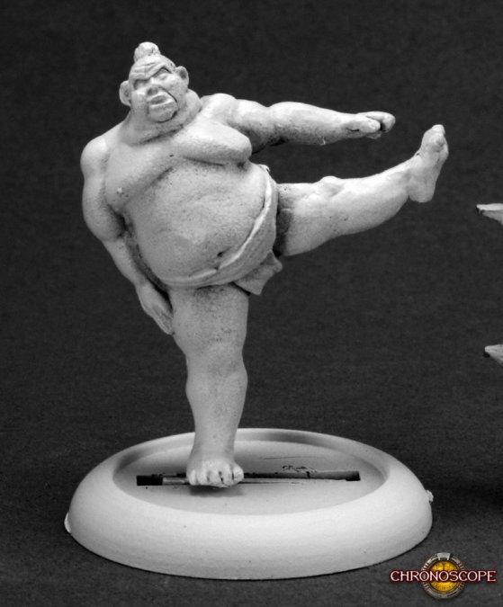 Kawa, Sumo Wrestler