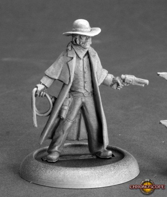 Sherm Whitlock, Cowboy