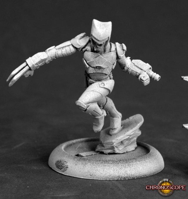 Shadow Talon, Super Hero
