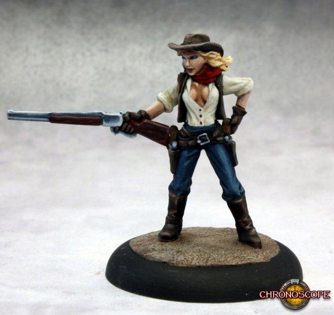 Janey Blankenship, Cowgirl