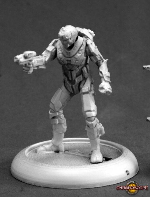 Blood Nebula Mercenary