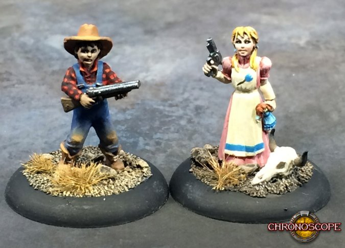 Old West Kids