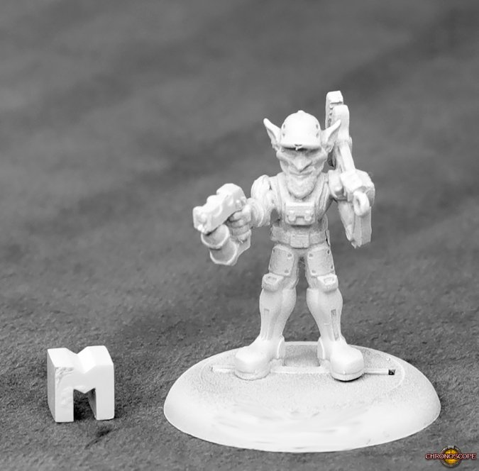 Space Goblin Mechanic