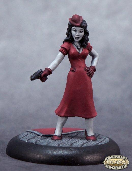 Deadlands Noir: Femme Fatale