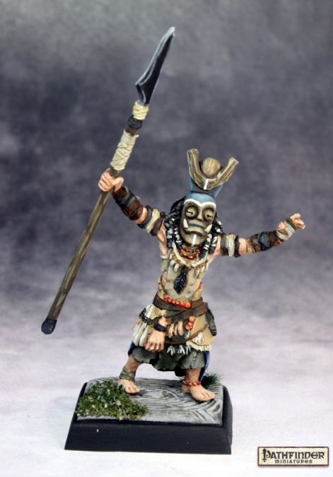 Jigeke the Exile, Mwangi Necromancer