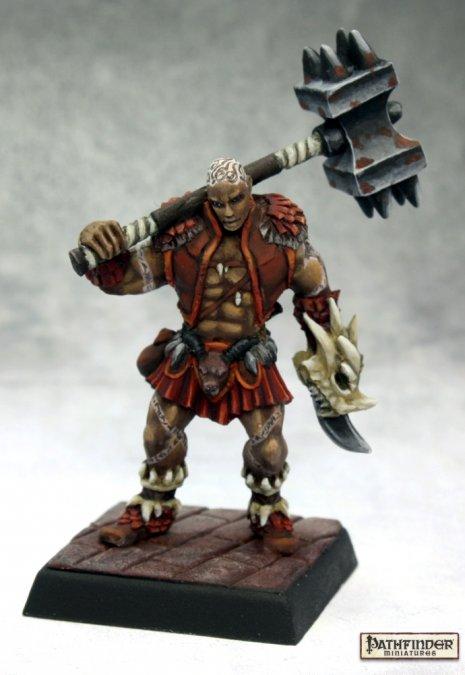 Shoanti Barbarian