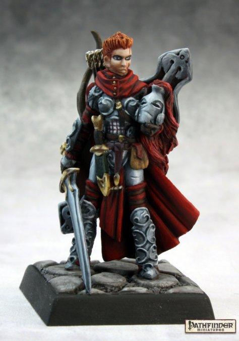 Oriana, Grey Maiden