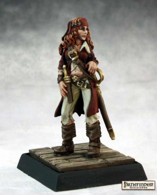 Reaper Miniatures :: bard latest