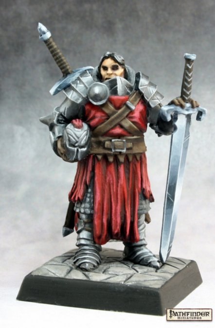 Mendevian Crusader