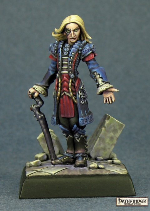 Reaper Miniatures :: rogue latest